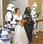 IMAGE: Ryan Kitchel and Deb Fix's SW Wedding