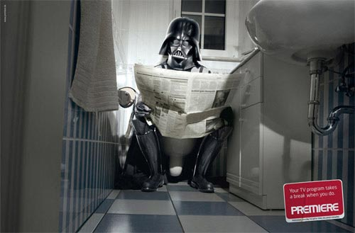 IMAGE: Vader ad