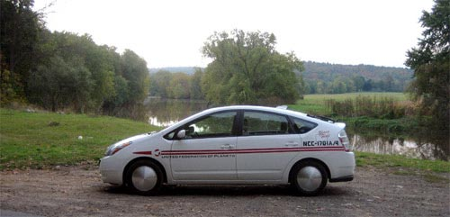 IMAGE: The Star Trek Prius
