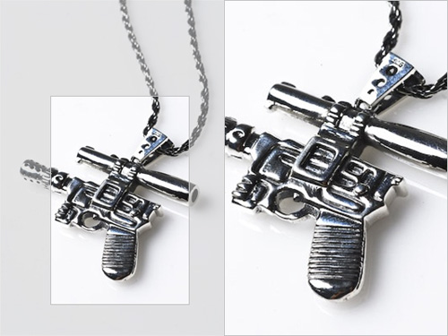 Han Cholo blaster pendant