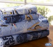 Star Wars sheets from Pottery Barn