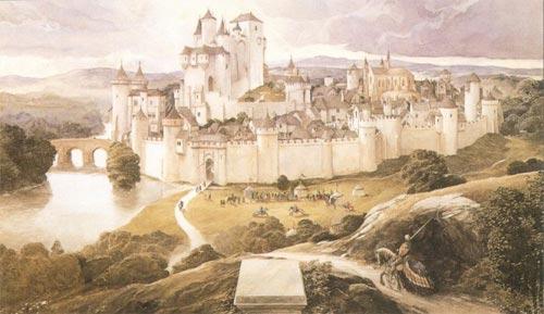 Alan Lee's Camelot