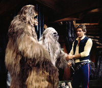 So if Lowie is Chewie's nephew... No, that can't be right.