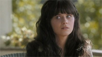 My feelings exactly, Zooey.