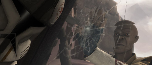Non-Hayden Shattered Glass