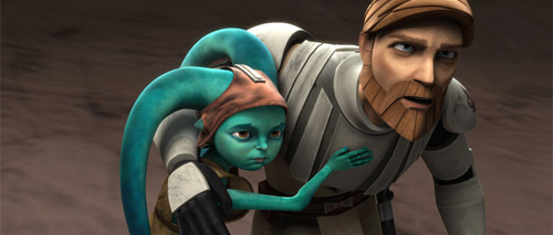 The Clone Wars: Innocents of Ryloth