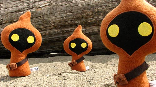 Jawas for Stitch Wars by Cutesypoo