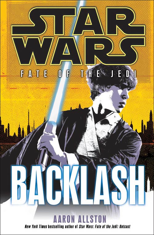 Fate of the Jedi: Backlash