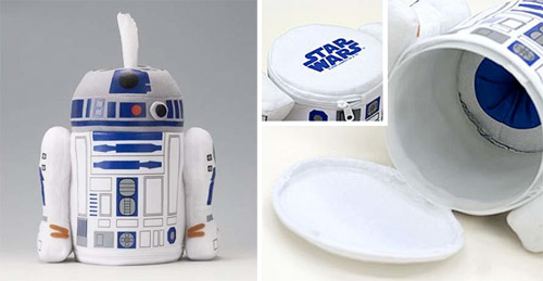 Artoo toilet tissue cozy
