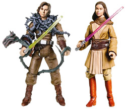 Jacen and Jaina Solo figures coming to Hasbro's Droid factory in 2010!