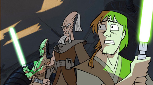 Remember when the Clone Wars were pretty? Okay, maybe not the best example.