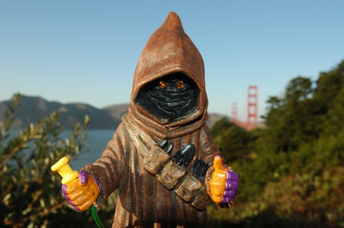 Garden Jawa at the Presidio