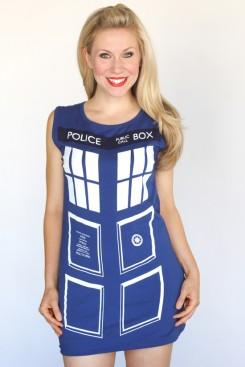 Her Universe Tardis dress