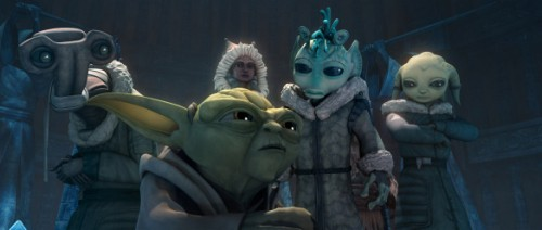 TCW S5: The Gathering