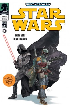 Free Comic Book Day - 2013 - Star Wars