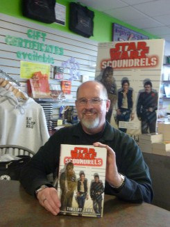 Timothy Zahn with Scoundrels