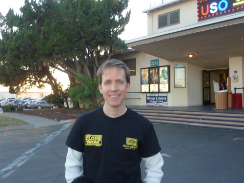 USO The Clone Wars James Arnold Taylor