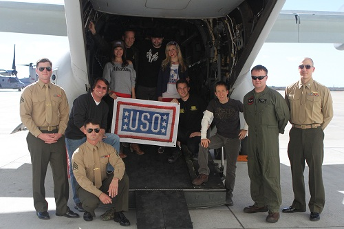USO TCW Osprey group shot