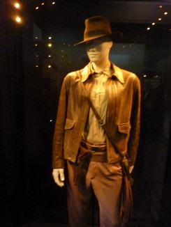 Indiana Jones costume - Indiana Jones and the Adventure of Archaeology