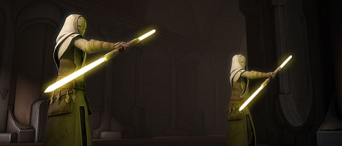 TCW-520-TheWrongJedi-Yellow-sabers