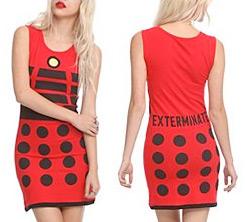 Her Universe Dalek dress