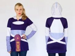 Her Universe Asajj Ventress costume tunic