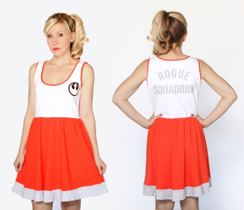 Her Universe A-line Rogue Squadron dress