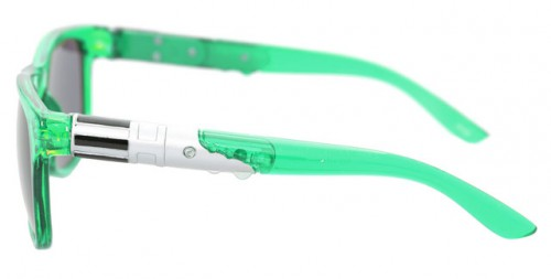 Lightsaber sunglasses (Green)