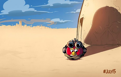 Star Wars Angry Birds: The Prequels?
