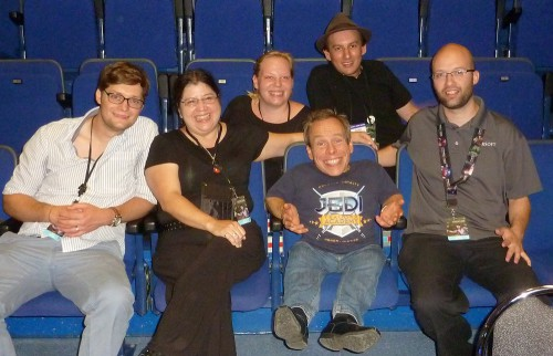 Warwick Davis, Oliver and the Elite Squad