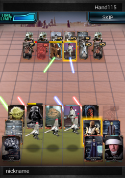 Force Collection Screenshot 1