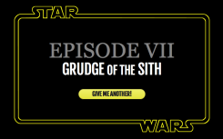 Star Wars Episode VII Title Generator
