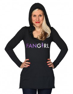 Her Universe Fangirl tunic