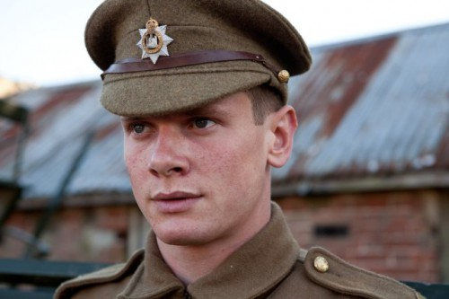Jack O'Connell in Private Peaceful