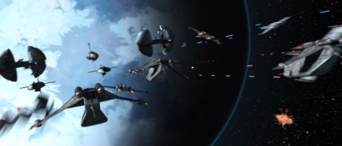 TCW: Lost Missions Trailer #1 (Separatist Ships)