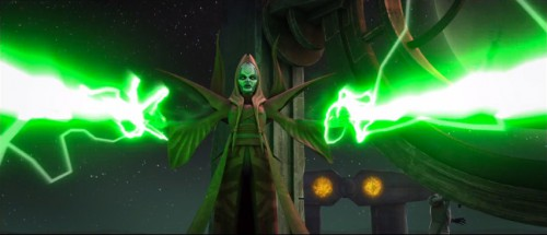 TCW: Lost Missions Trailer #1 (Mother Talzin)