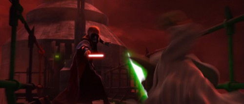 TCW: Lost Missions Trailer #1 (Yoda and some Sith)