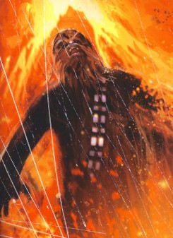 The Death of Chewbacca