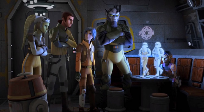 Rebels (from SDCC trailer)