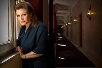 Carrie Fisher (2015)