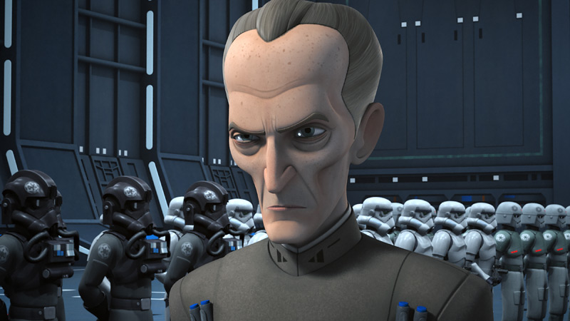 Rebels S1E11: Call to Action