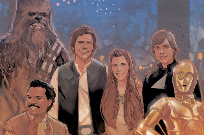 Journey to The Force Awakens: Shattered Empire #1